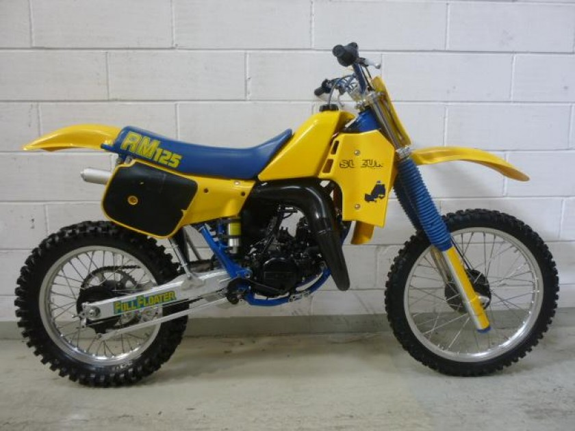 Suzuki Rm Motor For Sale