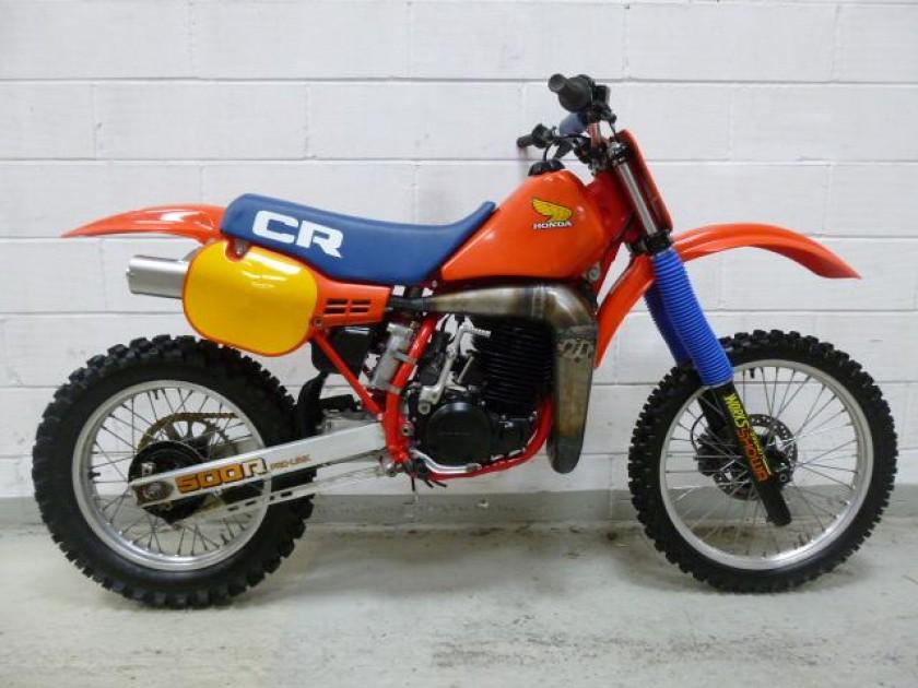 Honda CR500 1984 For Sale