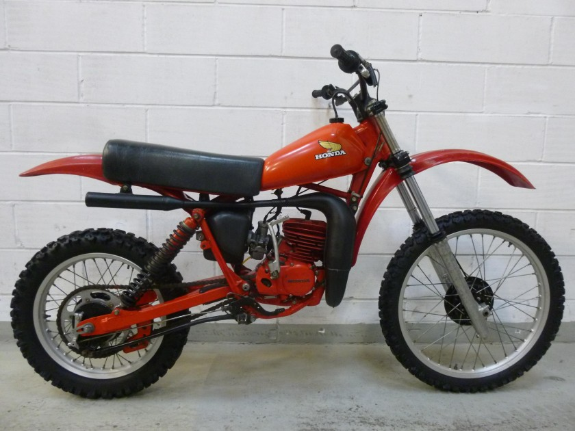 Honda CR125 1979 Elsinore SOLD For Sale