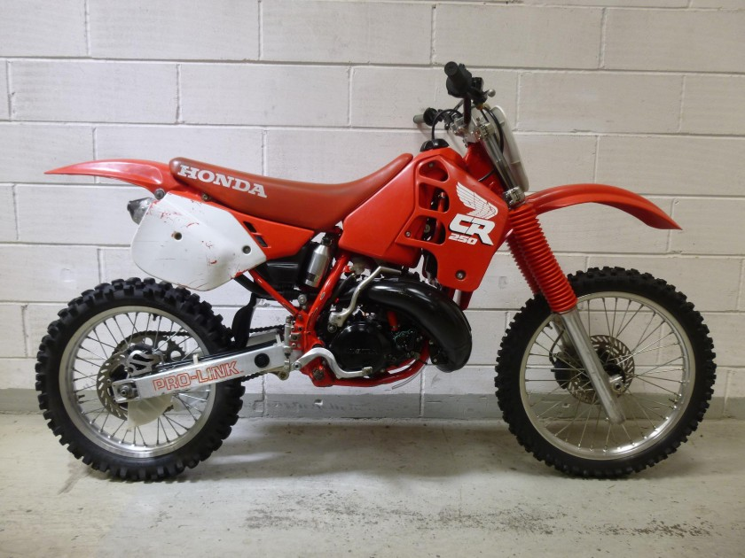Honda CR250R 1988 SOLD SOLD SOLD For Sale