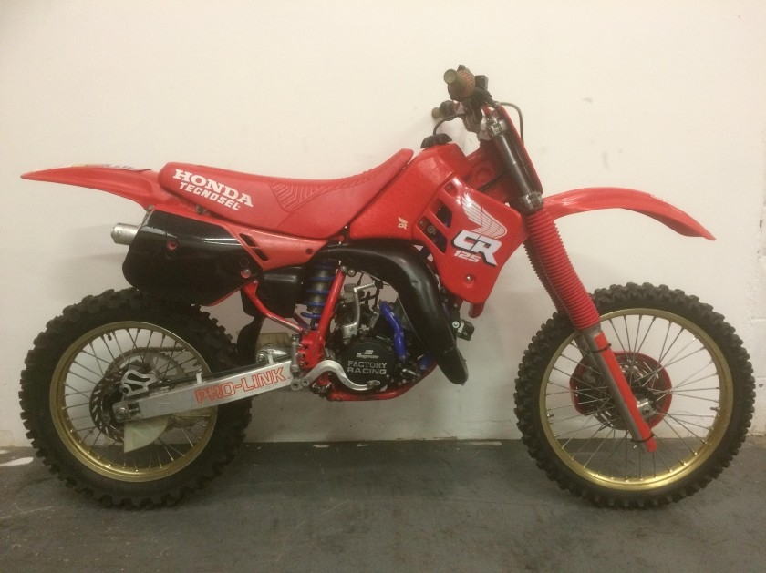 Honda CR125 1988 For Sale