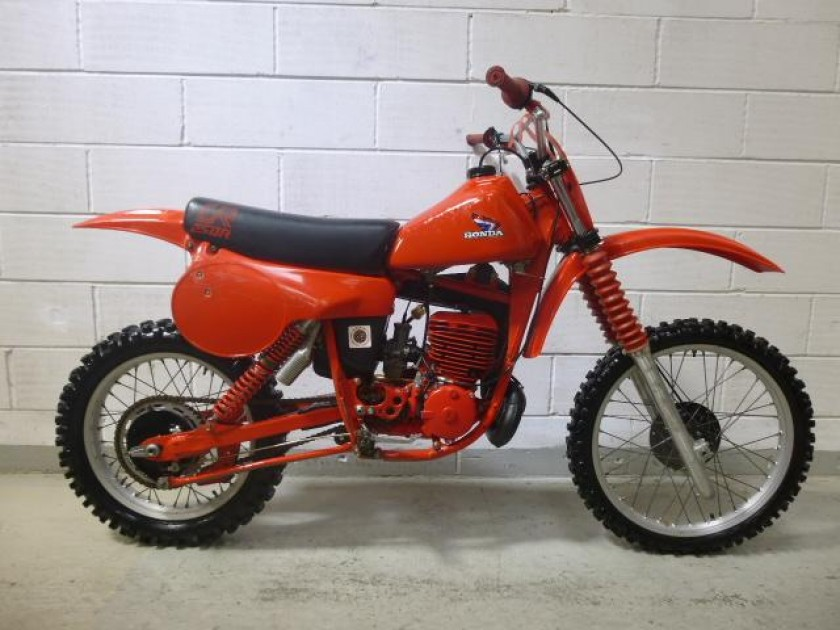 Honda CR250 1980 For Sale