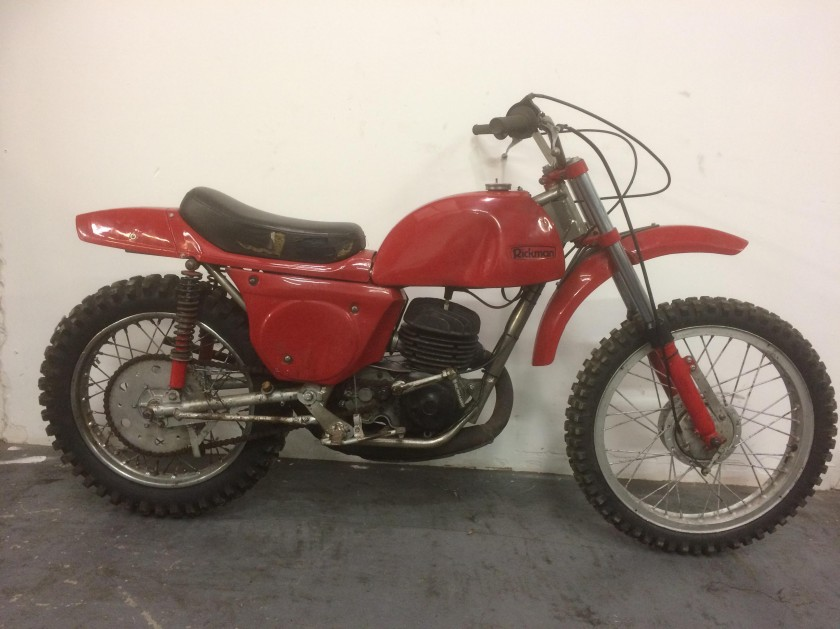 Rickman Montesa 250 1970-71 For Sale