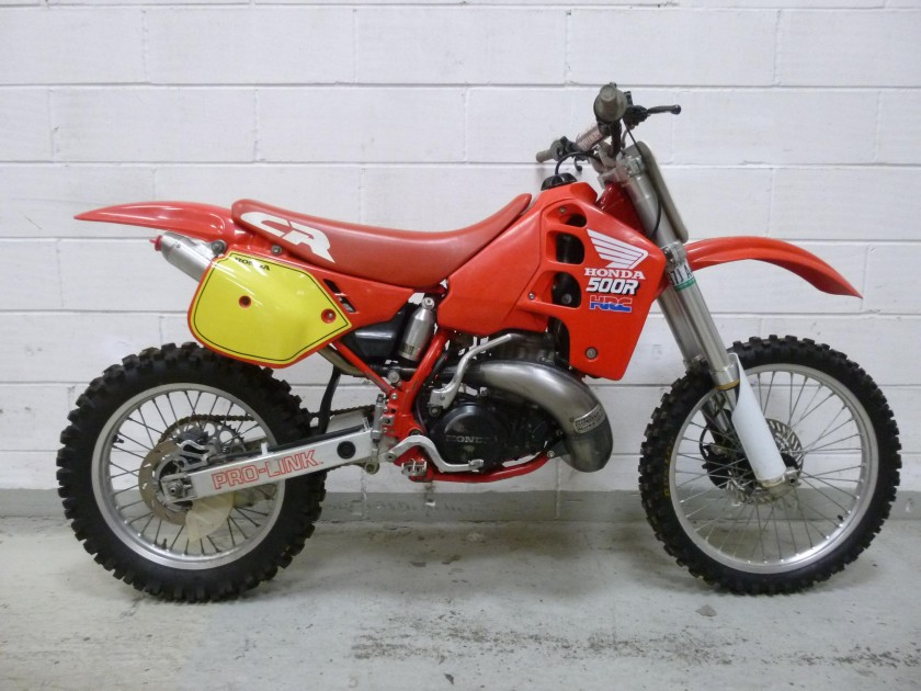 Honda CR500 1989 SOLD For Sale
