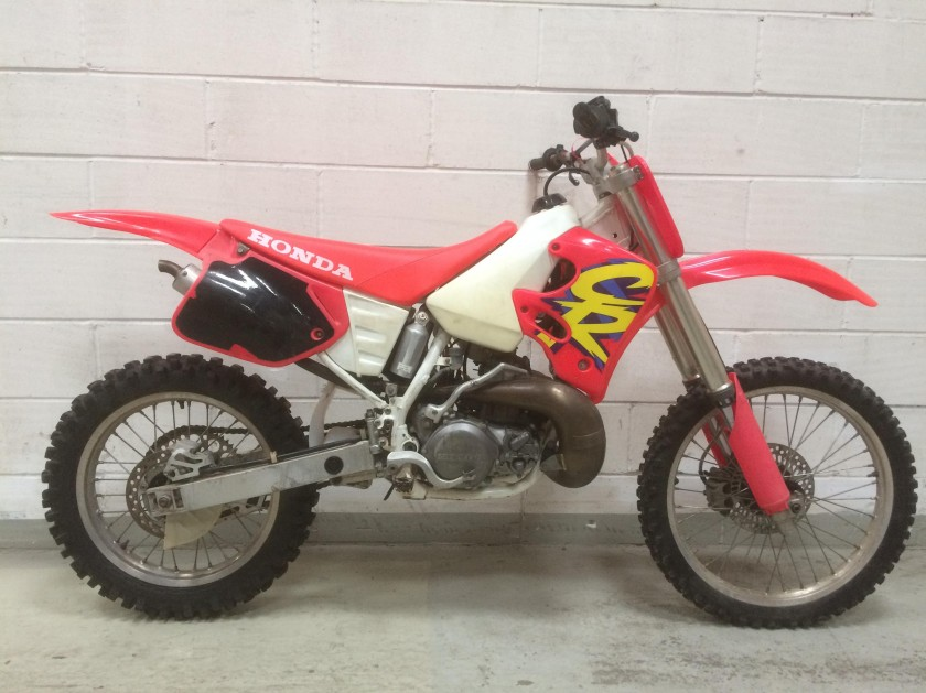Honda CR250 1994...SOLD...SOLD...SOLD For Sale