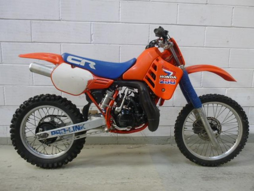 Honda CR250 1985 For Sale | JK Racing Vintage Motorcross