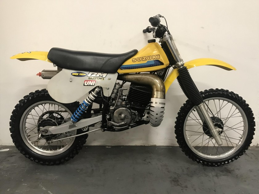 Suzuki RM400 1980 For Sale
