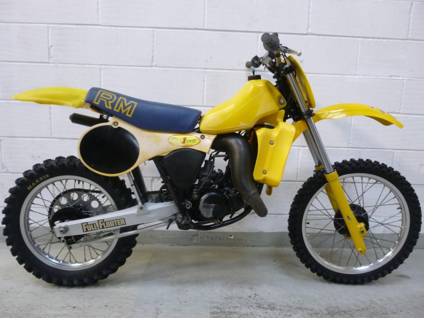 Suzuki RM125 1982 For Sale