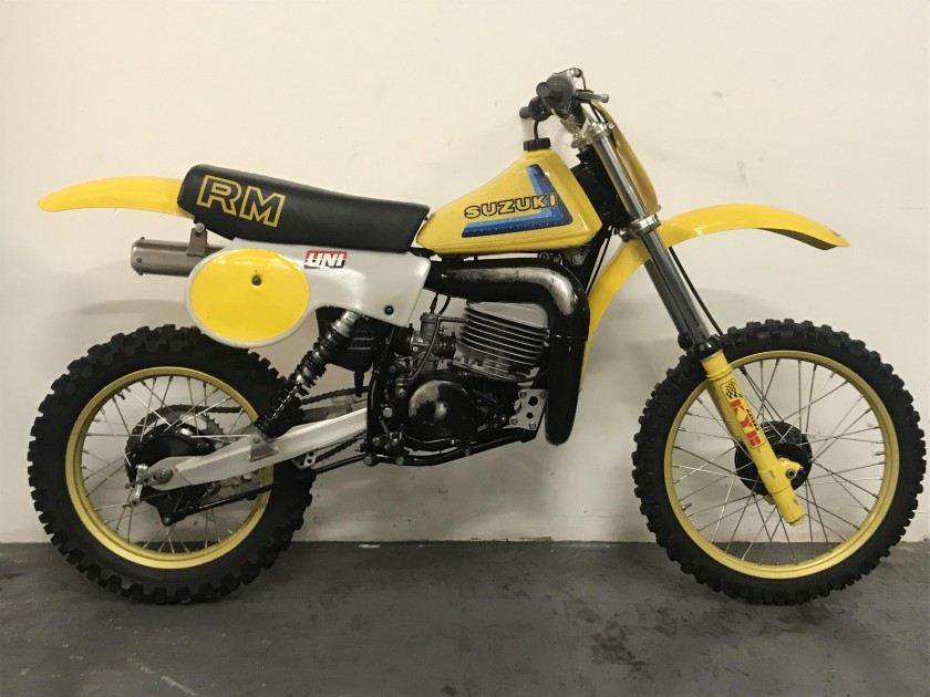 Suzuki RM400 1980..SOLD..SOLD For Sale