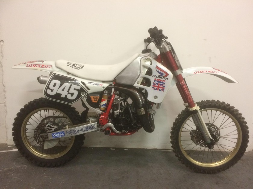 Honda CR125 1987..SOLD For Sale