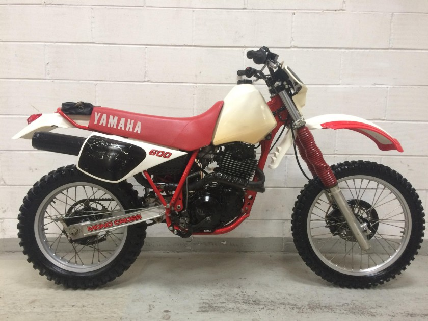Yamaha TT600 1985 For Sale