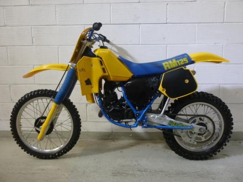 Suzuki Rm Parts For Sale