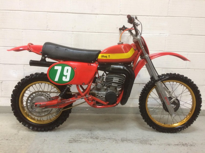 wheelsmith Maico 250 1979  For Sale