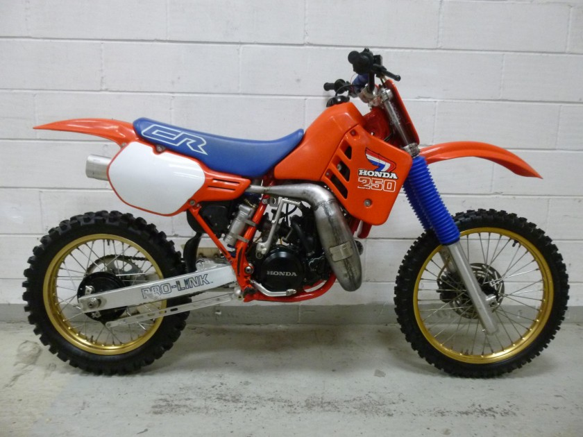 Honda CR250 1986 SOLD...SOLD...SOLD For Sale