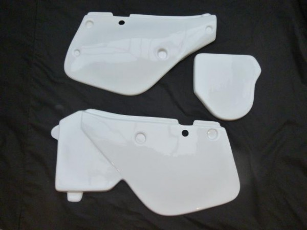 Yamaha YZ250 YZ490 1986-90 Quality side panels