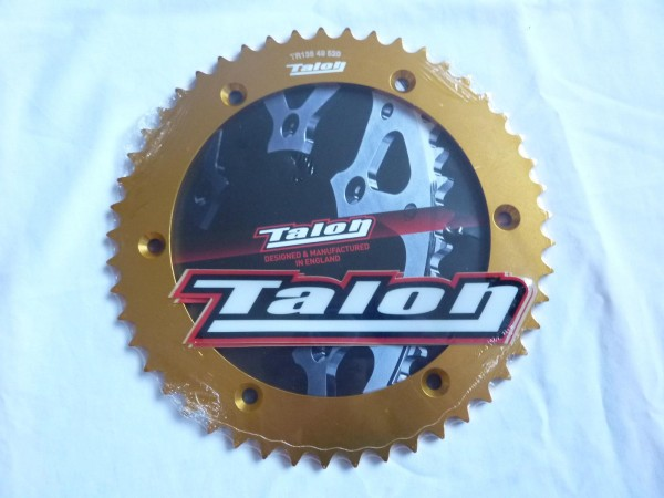 Honda CR250 1979-80 Standard Size 49 Rear Sprocket Talon