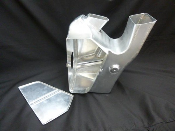 Honda CR250 1978-80 GMX Aluminum air box